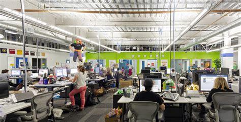 Inside Facebook's Menlo Park Headquarters - Office Snapshots