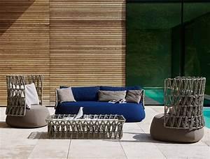Sofa Fat-Sofa Outdoor -B&B Italia Outdoor - Design by ...