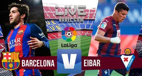Барселона - Эйбар (4:2) 21 мая 2017. Чемпионат Испании 2016-17. Протокол матча