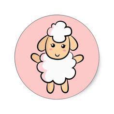 pages  draw  cartoon sheep step  animals sheeps