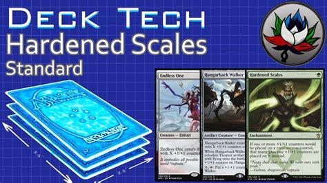 g w hardened scales standard deck tech battle for