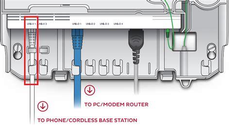 nbn fibre phone setup iihelp