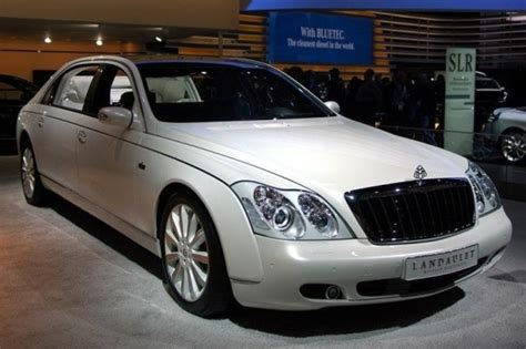maybach car 2012 sophisticated cars maybach landaulet 2012