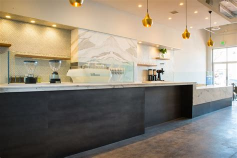 Holsem coffee isn't too much of a looker from the outside, but once you step inside it's gorgeousssss. Holsem Coffee Blends High Design With Wholesome Eats & Fun Drinks - Eater San Diego