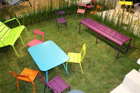 emejing salon de jardin aluminium salon de jardin aluminium colore tinapafreezone com