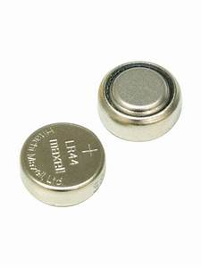 2 Pk Batteries For Digital Pocket Thermometer