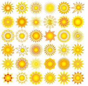 Sun Symbol - Sun Symbols - Sun Sign