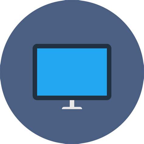 desktop icon transparent computer desktop monitor pc screen web icon icon