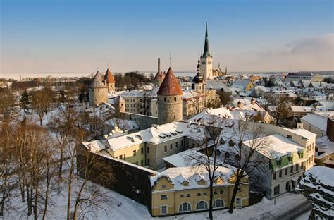 15 Best Places To Visit In Estonia  The Crazy Tourist