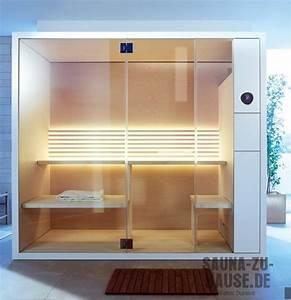 Sauna Mit Glasfront : die 20 sch nsten designsaunen sauna zu hause ~ Whattoseeinmadrid.com Haus und Dekorationen