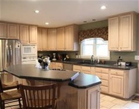 pickled oak cabinets wall color sherwin williams functional gray to de pink pickled oak