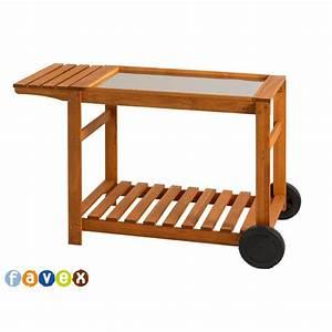Meuble Pour Plancha : desserte chariot pour plancha achat vente desserte de ~ Melissatoandfro.com Idées de Décoration