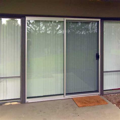 Sliding Patio Door Screens  Mobile Screens Etc, Inc