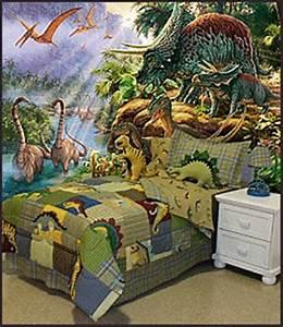 magical kids room with a dinosaur theme interior design With boys room dinosaur decor ideas