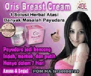 dinomarket pasardino oris breast cream rahasia