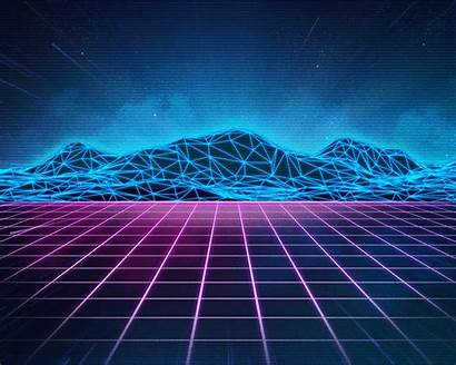 Retro Vaporwave 80s Aesthetic Desktop Space Iphone