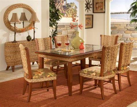 30155 rattan dining table ideal 17 best images about indoor wicker and rattan dining sets