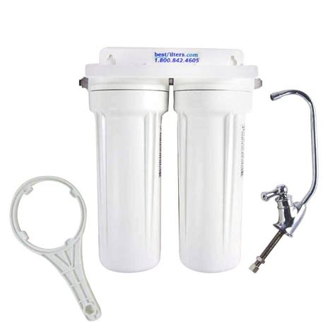 Best Sink Material For Well Water by Cabinet Water Filter Manicinthecity