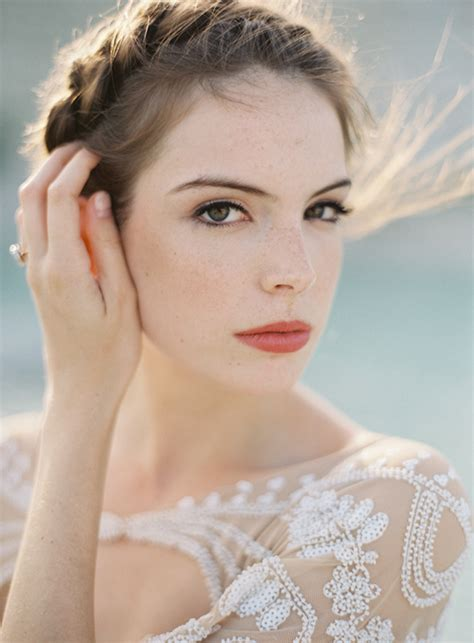 favorite winter bridal beauty trends exquisite weddings