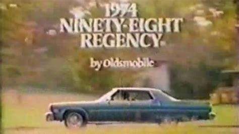oldsmobile   commercials