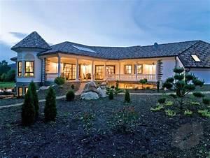 Luxus Bungalow Bauen : fertighaus mediterran bungalow ~ Lizthompson.info Haus und Dekorationen