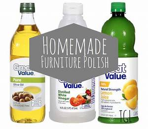 homemade furniture polish With homemade lemon furniture polish