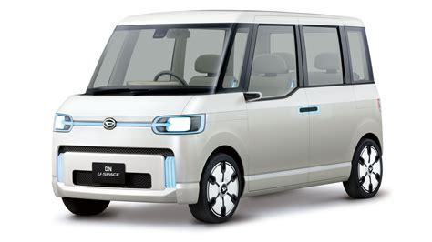 Daihatsu Sigra 4k Wallpapers by Wallpaper Daihatsu Dn U Space Electric Car 4k Cars