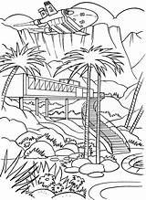 Coloring Pages Thunderbirds Cockroaches Site Coloring2print sketch template
