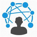 Icon Connection Data Globalization Communication Structure Icons