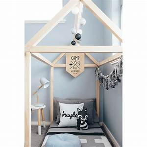 House Frame Bed – House Plan 2017
