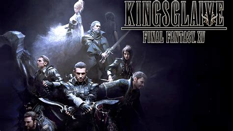 Permalink to Final Fantasy Kingsglaive Wallpaper