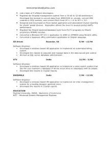 Ssis Resumes by Ssrs Sle Resume Sales Resumes Exles Free Best Free Resume Collection Ssis Ssrs Sle