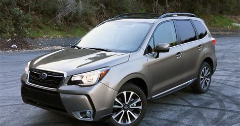 subaru forester touring xt 2017 subaru forester 2 0xt touring review digital trends
