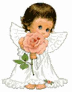 Clipart and Animated Graphics of Angels