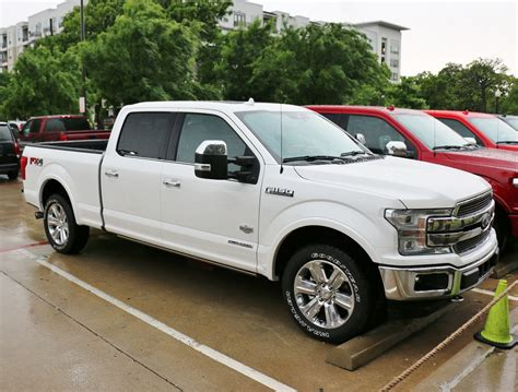 Ford 2018 Truck by Drive 2018 Ford F 150 With The Power Stroke Diesel V6