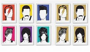 Minimalist Pop Culture Art : pop culture art