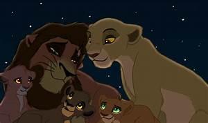 kiara and kovu's family - The Lion King Photo (34623364 ...