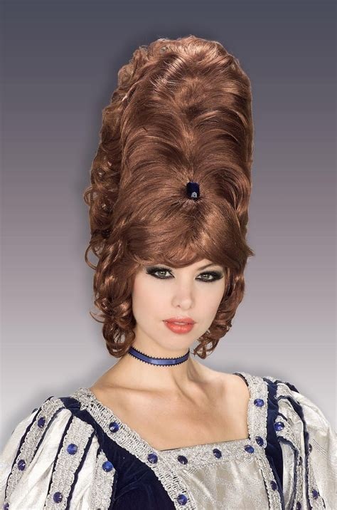How To Do A 70s Hairstyle by 60 S 70 S Retro Beehive Wig Hair