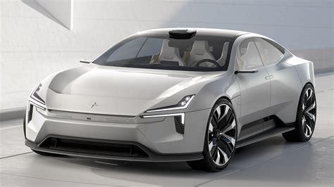 Polestar Precept concept debut at Geneva Motor Show