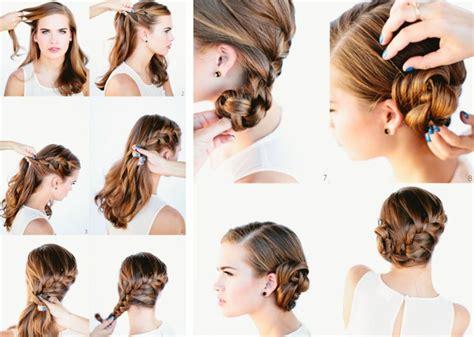 Schnelle Und Einfache Frisuren