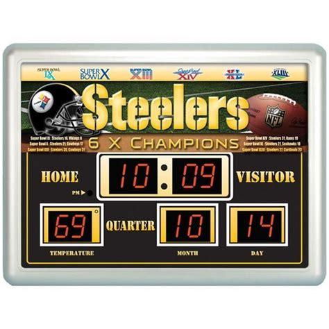 Nfl scoreboard, Football scoreboard, Nfl