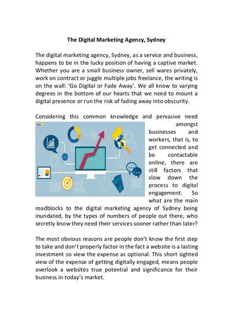 digital marketing sydney the digital marketing agency in sydney