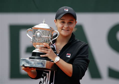 See her boyfriend's names and entire biography. Ashleigh Barty : 10 questions que vous vous posez sur l ...