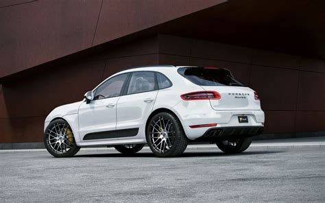 Porsche Macan Picture by 2016 Porsche Macan Turbo By Wimmer Rs Picture 687784