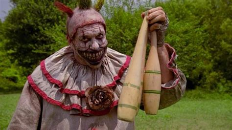 Twisty The Clown's Backstory In 'american Horror Story Freak Show'  Hollywood Life