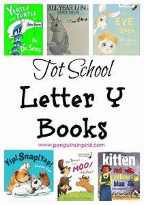 tot school letter y books 10 books we read for toddler With letter books for kindergarten