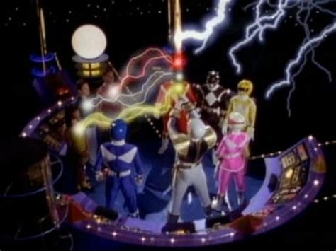 friday five power rangers episodes one quest