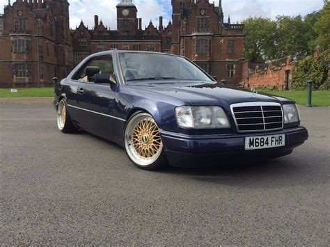 Mercedes W124 Coupe Ce 220 Amg Replica Slammed In Washwood Heath West Midlands Gumtree