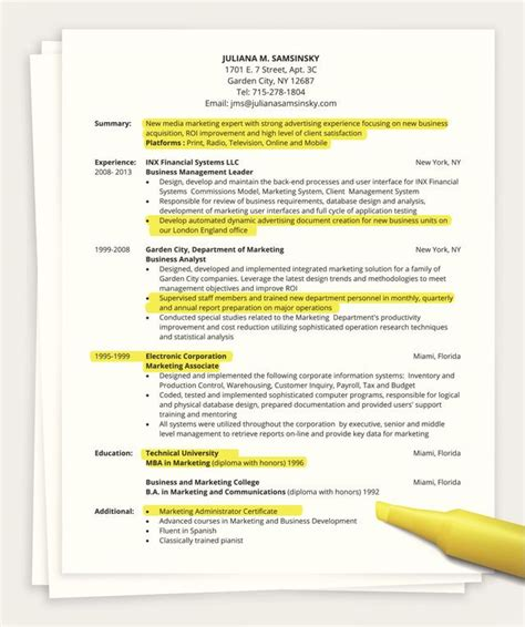 25 best ideas about resume skills on resume
