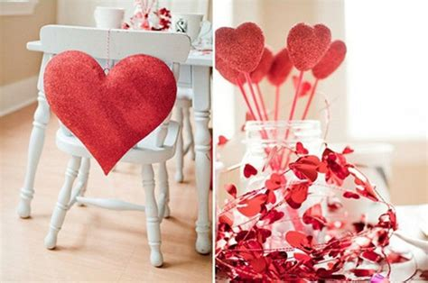 Spectacular Heart Diy Valentines Day Decorations Ideas